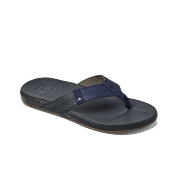 Reef Cushion Bounce Phantom Sandal - Tan / Navy