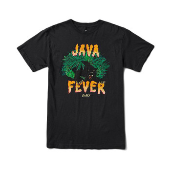 Roark Java Fever T-Shirt - Black