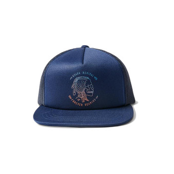 Roark Hobo Nickel Hat - Navy