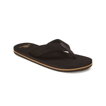 O'Neill Phluff Daddy Sandals - Dark Brown