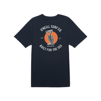O'Neill Built Tee - Navy - Back