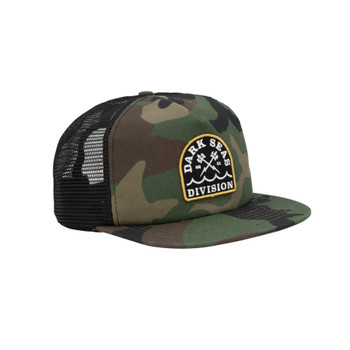 Dark Seas Talbert Hat - Camo