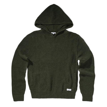 Banks Journal Across Knit Sweater - Seaweed