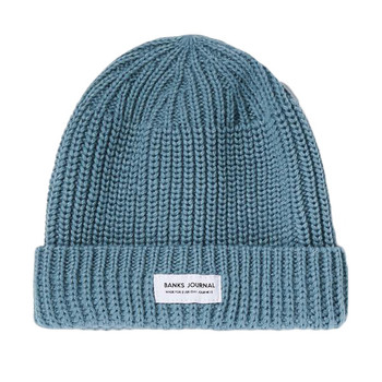 Banks Journal Made For Beanie - Smoke Blue