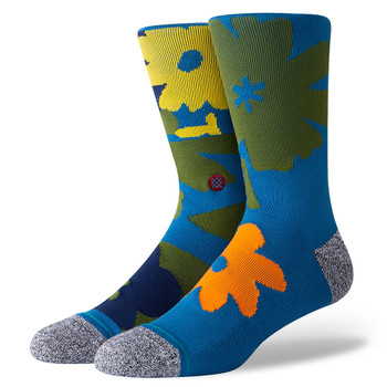 Stance New Tour Sock - Blue