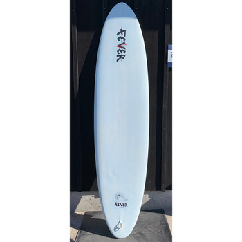 """Used Fever 7'4"""" Funboard Surfboard"""
