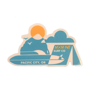 Moment Surf Camp Sticker