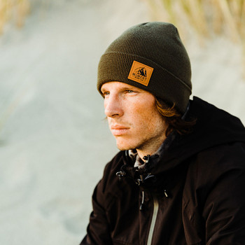 Moment Haystack Beanie - Army - 2