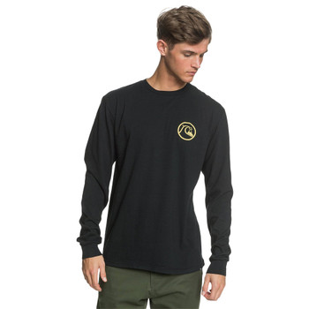 Quiksilver Low Rising Long Sleeve Tee - Black
