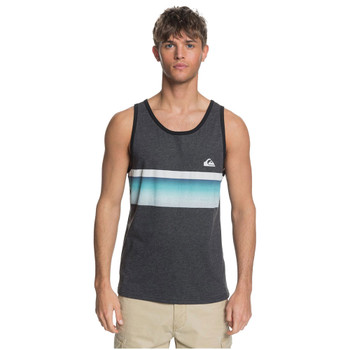 Quiksilver Slab Tank Top - Charcoal Heather
