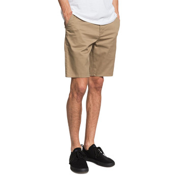 """Quiksilver New Everyday Union Stretch 20"""" Chino Shorts - Elmwood"""