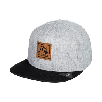 Quiksilver Boresuns Hat - Medium Grey Heather