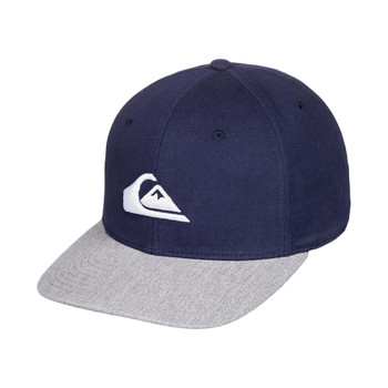 Quiksilver Pinpoint Stretch Fit Cap - Navy Blazer