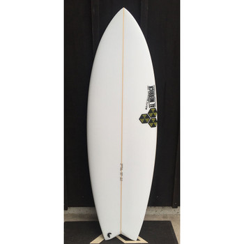 "Used Channel Islands 5'4"" Hi-5 Surfboard"