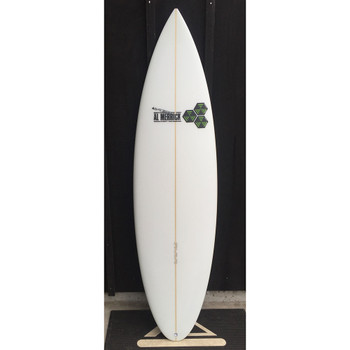 "Used Channel Islands 6'0"" Fred Rubble Surfboard"