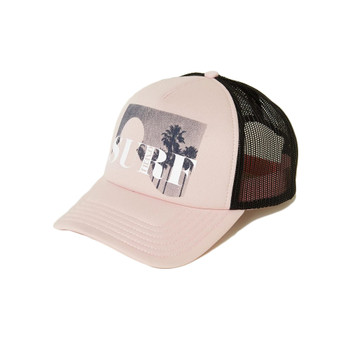 O'Neill In The Moment Trucker Hat - Pale Mauve