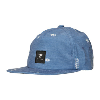 Vissla Lay Day Eco Hat - Dark Denim
