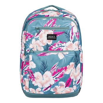 Roxy Here You Are 23.5L Medium Backpack - North Atlantic Heritage Haw