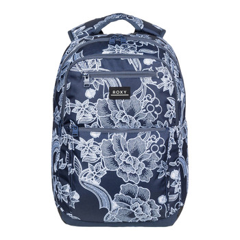 Roxy Here You Are 23.5L Medium Backpack - Mood Indigo Light Fairy