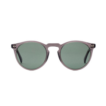 Otis Omar X Sunglasses - Trans Smoke / Grey / Polar