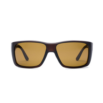Otis Coastin Sunglasses - Matte Espresso / Brown / Polar