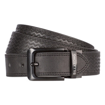 Billabong 2017/2018 Split Reversible Belt - Black