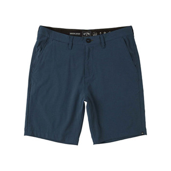 Billabong Surftrek Heather Walkshorts - Dark Indigo Heather