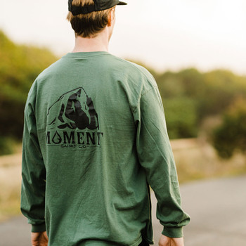 Moment Haystack L/S Tee - Military