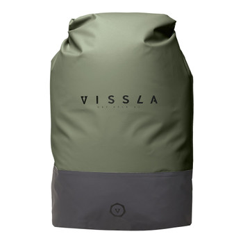 Vissla 7 Seas XL 35L Dry Backpack - Surplus