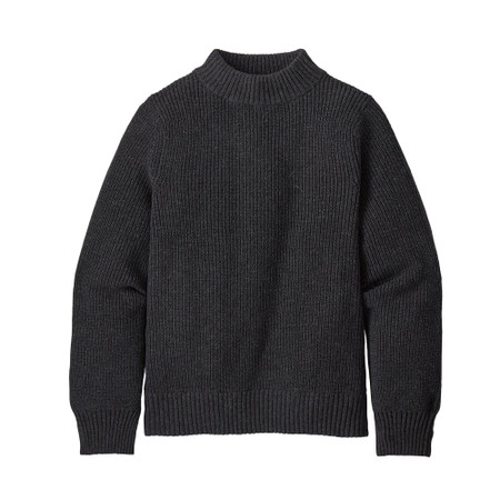 Patagonia Women's Off Country Mock Neck - Forge Grey