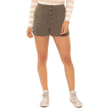 SisstrEvolution Jane Woven Short - Olive
