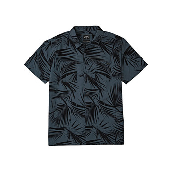 Billabong Surf Trek Short Sleeve Shirt - Dark Slate