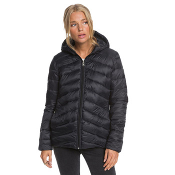 Roxy Coast Road Jacket - Anthracite