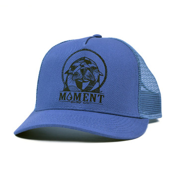 Moment Sea Lion Kids Hat - Slate Blue