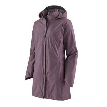 Patagonia Women's Torrentshell  3L City Coat - Hyssop Purple