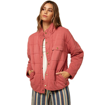 O'Neill Mable Knit Jacket - Rose