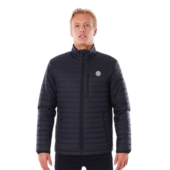Rip Curl Melting Crew Anti Series Jacket - Black