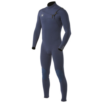 Vissla 7 Seas 3/2 Chest Zip Wetsuit - Night