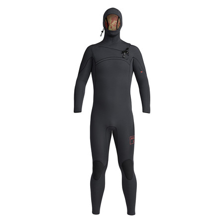 Xcel Comp X Hooded 5.5/4.5 Wetsuit - Black