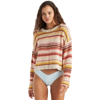 Billabong Easy Going Sweater - Dusty Rose