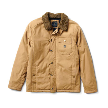 Roark Revival Axeman Jacket - Dark Khaki