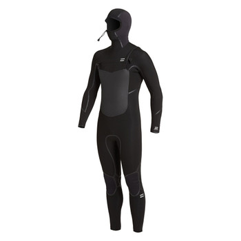 Billabong Absolute+ 5/4 Hooded Wetsuit - Black