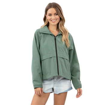 Rip Curl Anti-Series Elite II Jacket - Green