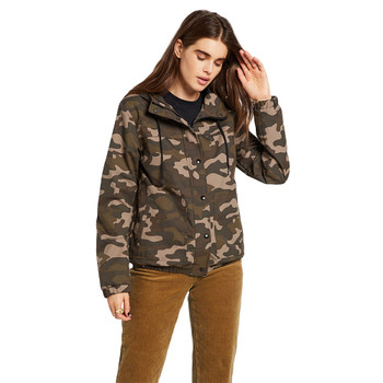 Volcom Enemy Stone Jacket - Camoflage