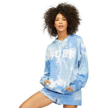 Billabong Surf Tie-Dye Hoodie - Vista Blue