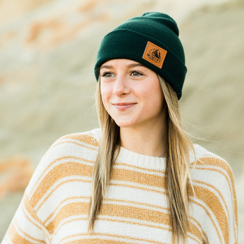 Moment Haystack Beanie - Heather Charcoal