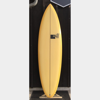 """Niff 7'0"""" Cheese Greater Surfboard"""