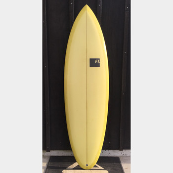 """Niff 6'0"""" Cheese Greater Surfboard"""