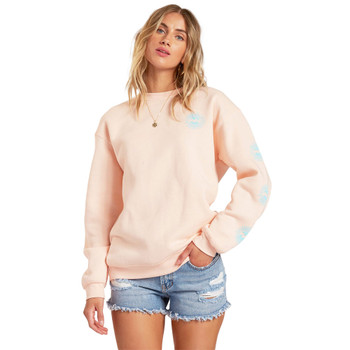 Billabong Poolside Sweatshirt - Tropical Peach