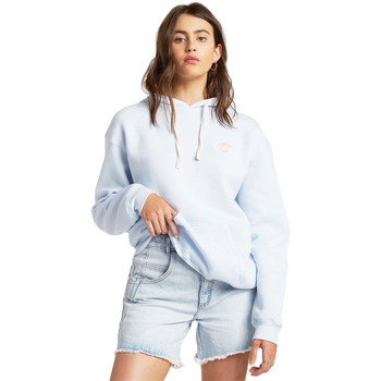 Billabong Cut Back Pullover Sweatshirt - Ice Blue